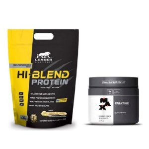 Combo do Botto - Hi Blend (1,8kg) + Creatina (300g)