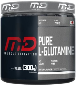 Pure L Glutamine - Muscle Definition (300g)