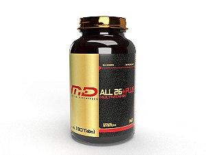 Multivitaminico ALL 26+ Plus - Muscle Definition (90 caps)