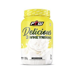 Delicious 3 Whey - FTW (900g)