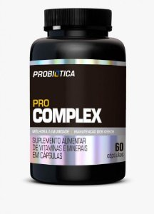 Multivitaminico Pro Complex - Probiotica (60 caps)