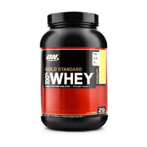 100% GOLD STANDARD WHEY 900G
