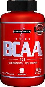 BCAA TOP 240 cápsulas integral medica