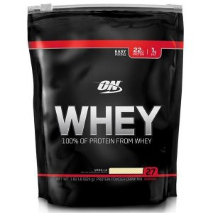 100% WHEY ON 27 SERVINGS