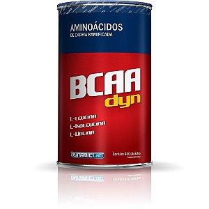 BCAA dyn 480 cápsulas Dynamic lab