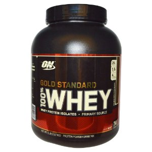 100% GOLD STANDARD WHEY 2,27KG