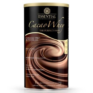 Cacao Whey (450g) - Essential Nutrition