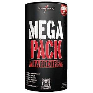 Mega Pack Hardcore 30 Packs - 270g