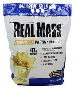 REAL MASS GASPARI NUTRITION