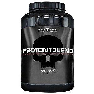 Protein 7 Blend - 837g - Black Skull
