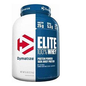 Elite 100% Whey Protein - 2,3Kg - Dymatize Nutrition