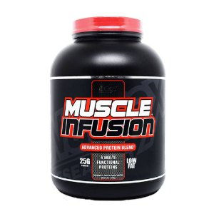MUSCLE INFUSION (2,268 kg) Nutrex