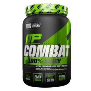COMBAT 100% WHEY	(907g) Musclepharma