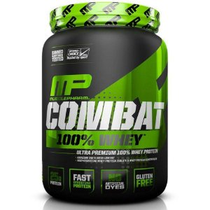 COMBAT 100% WHEY	(2,269 kg) Musclepharma