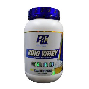 King Whey 930g Ronnie Coleman
