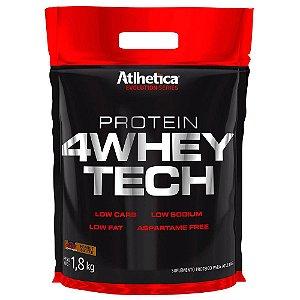 4 WHEY TECH 1,8 kg Athletica Nutrition