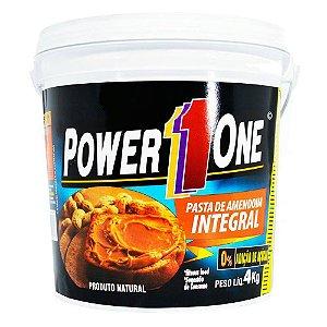 PASTA DE AMENDOIM 4 kg Power1one