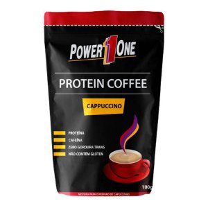 PROTEIN COFFEE	60g	Power1one Cappuccino