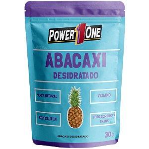 ABACAXI DESIDRATADA 30g Power1one