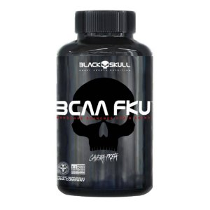 BCAA FKU 240 tablets Black Skull