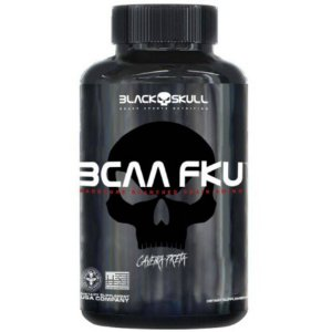 BCAA FKU 120 tablets Black Skull