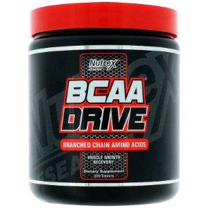 BCAA DRIVE	200 tablets Nutrex