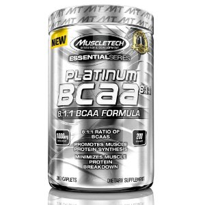 PLATINUM BCAA	200 tablets Muscletech