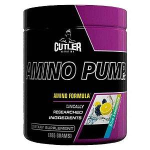 AMINO PUMP 285g Cutler Nutrition Limonada Azul