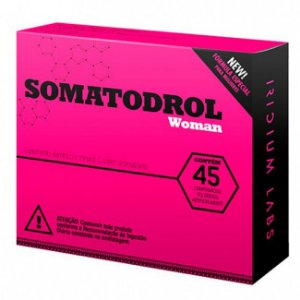 SOMATODROL WOMAN 45 caps Iridium Labs