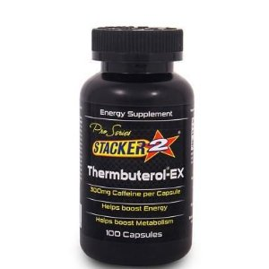 THERMBUTEROL-EX	100 caps	Energy Suppement