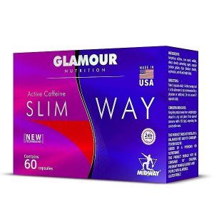 SLIM GLAMOUR	60 caps	Glamour Nutrition