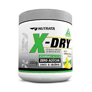 X-DRY 200g Nutrata - Abacaxi com Hortelã