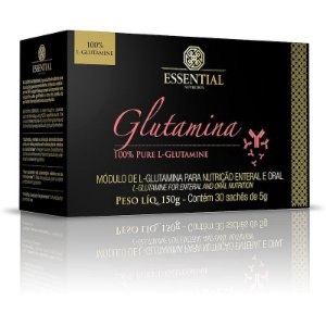 GLUTAMINA 100% PURE 30 sachêsEssential