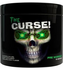 THE CURSE 250g Cobra Labs