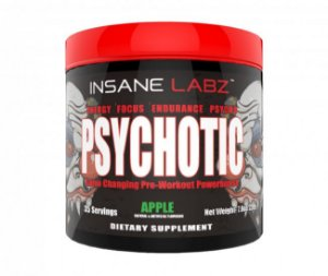 PSYCHOTIC 283g Insane Lab