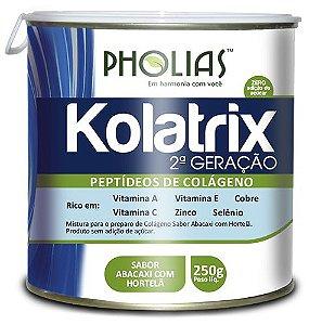 KOLATRIX 2ª GERAÇÃO 250g Pholias - Abacaxi com Hortelã