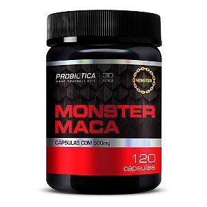 MONSTER MACA 120 caps Probiótica