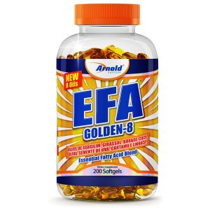 EFA GOLDEN-8 200 caps Arnold Nutrition