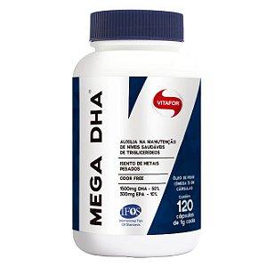 MEGA DHA 120 caps Vitafor