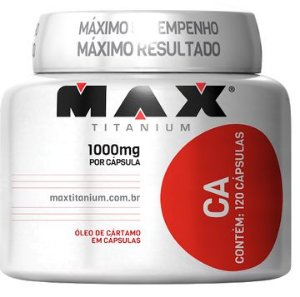 CA120 caps Max Titanium