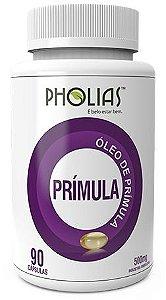 ÓLEO DE PRÍMULA 90 caps Pholias