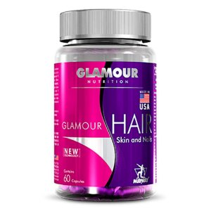 GLAMOUR HAIR SKIN AND NAILS - 60 caps - Glamour Nutrition