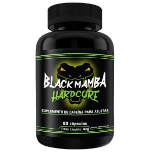 BLACK MAMBA - 60 capsulas - Dragon Pharma