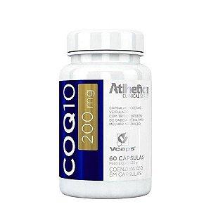COQ-10 200mg 60 capsulas Atlhetica Nutrition