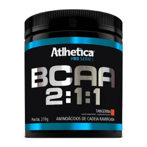 BCAA PRO SERIES 2:1:1 - 210g - Atlhetica Nutrition
