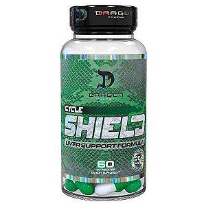 CYCLE SHIELD - 60 cápsulas - Dragon Pharma