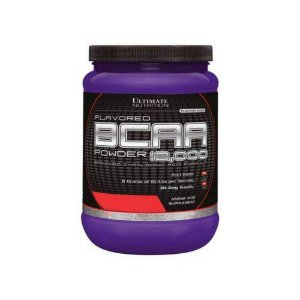 BCAA POWDER FLAVORED	228g Ultimate Nutrition
