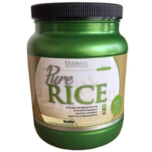 VEGAN PURE RICE PROTEIN 500g Ultimate Nutrition