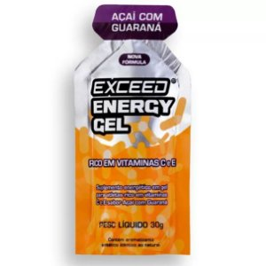 ENERGY GEL	30g	Exceed