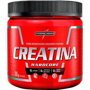 CREATINA 300g  HARDCORE - Integral Médica